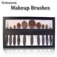 shadow boxes - Makeup Brushes Make Up Brush Set Kits Eyelash Brush Blush Brush Eye shadow Brush Sponge Sumudger pieces set in box Make Up Tools