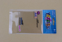 Wholesale DHL SF_Express Cheap Clear Plastic packing Bags Self Adhesive Seal Retail bag Packages factory price