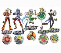 Wholesale hurricane fighting spirit Athletics Series Christmas kids toys style different style beyblade D Beyblades HHA954