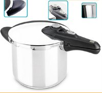 Wholesale stainless steel pressure cooker electromagnetic furnace general frowsty pot L cm