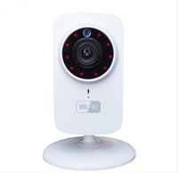 Wholesale Mini IP Camera Wifi Micro SD CCTV Security Camera P Wireless Webcam Audio Surveillance HD Night Vision Cam Video Telecamera