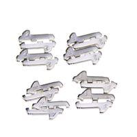 Wholesale Auto Tools box Car Hyundai Lock Plate Auto tools for Auto key Repair Accessories