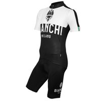 bianchi set - Bianchi High Quality Breathable Cycling Jerseys Clothing Set Quick Dry Racing Bike Jerseys Road Mountain Bicycle Sportswear