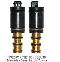 ac control valve - AC compressor refrigerant control valve valves for Toyota Mercedes Benz Lexus SE09C SE12C SEU16