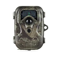 Wholesale S660 Trail Hunting Camera IR LED MP Color LCD Scouting Camera Digital Surveillance Camera