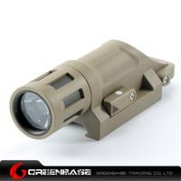 fleshlight - Tactical Fleshlight WML Short Version Multifunction LED Flashlight w mm Weaver Rail Mount For Rifle and Pistol NGA0980