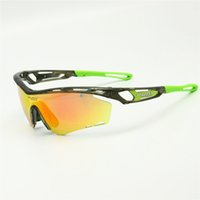 Wholesale Rudy Project Cycling Sunglasses Polarized Lenses Kit Bicycle Goggles Night Vision