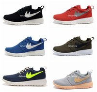nike free run - Cheap Brand Roshes Run Running Shoes For Women Men Classical Lightweight London Olympic Athletic Roshe Run Outdoor Sneakers Eur