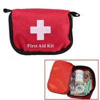 aid climbing - 2016 New Hot Sales Mini Outdoor Camping Hiking Survival Bag Travel Emergency First Aid Kit Easy Pack
