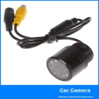 Wholesale IR Night Vision Lights TVL CMOS Car Rear View Reversing Camera With Wireless Transmitter And Receiver Cables For Backup
