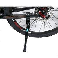 Wholesale New Fashion Suporte Bike Rack Alloy Bicycle Kickstand Stand Caballete Bicicleta Portabicicletas Soporte Bici Velo Accessories