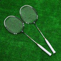 Wholesale Durable Lightweight Training Badminton Racket Racquet with Carry Bag Ball Sports Equipment
