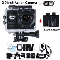 best action cam - Add Batteries inch LCD MP Action WIFI Camera Best selling Style P HD DV Cam M Waterproof Sport mini Camara