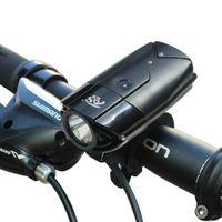 Wholesale Bicycle Light LED Bike Headlight USB Rechargeable mAh Lumen Super Bright Waterproof Light for Bike