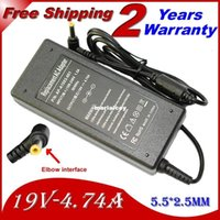 benq charger - HOT V A MM W Replacement For Toshiba Lenovo Asus Benq P305D S8828 Laptop AC Charger Power Adapter Free shippin