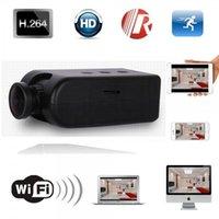 WIFI mini-caméra sans fil DV Full HD 1080P voiture DVR H.264 CCTV vidéo de sécurité enregistreur 6000mAh haute capacité de la batterie Mini DVR