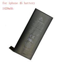 Wholesale High capacity mobile phone battery for iphone batteries for iphone battery spare battery mAh v Li Li ion Replacement Battery