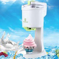 Wholesale childrens fruit cone soft ice cream machine automatic hard machine