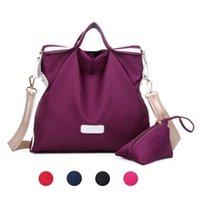 big canvas bags - New Casual Women Designer handbags High Quality Women Messenger Bags Canvas Totes Big Capacity Shoulder Bags For Women