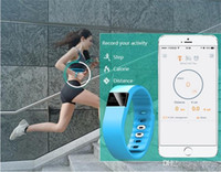 Wholesale fit bit IP67 Smart Wristbands TW64 bluetooth fitness activity tracker smartband wristband Swimming watch not fitbit flex