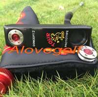 Wholesale 2016 New golf putter circle T concept Rat Tour putter with weights removable prototype putter golf clubs