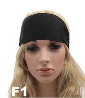 beauty hair clips - 2016 women hair clips Female movement Headband printing Bohemia Wash Beauty Run Yoga Headband Wigs Accessories