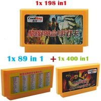 Wholesale 3pcs Super Value bit Game Card pin game cartridge FCompact Games Player Card For Family TV Game in in in1