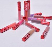 Wholesale Hot make up lime crime lipstick High quality matte Velvet dumb lipgloss waterproof color