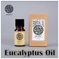 beauty regulations - AKZRZ Famous Brand Eucalyptus Essential Oil Beauty Care Relieve Nasal Congestion Headache Eliminate Muscle Ache Eucalyptus Oil Y080