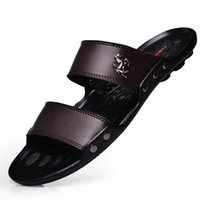 Wholesale Casual Men Flats Sandals Shoes Slippers Summer Shoes for Men Sandals Sale Breathable Beach Flip Flops