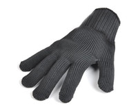 Wholesale Cut Resistant Gloves High Performance Level Kitchen Glove Protection Breathable For Hand Protection And Yard Work Safty Gloves E803E