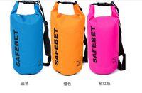 Wholesale Drifting Waterproof Bag L Travel Dry Bag Super Light Outdoor Barrel Bag Drifting and Camping Swimming Floating Equipment