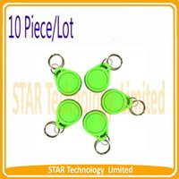 Wholesale kHz RFID Proximity ID Token Tag Key Keyfobs Many color for your choose