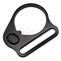 Wholesale Tactical End Plate Oval Loop Sling Swivels Adapter Mount Hunting Gun Accessories
