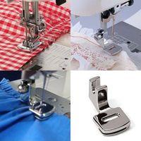 Wholesale Ruffler Hem Presser Foot Feet For Sewing Machine Singer Janome Kenmore Juki Toyota Home Supplies DIY Tools