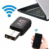 Wholesale 150M Mini Portable USB Wireless Network Adapters LAN Card n g b NET_107