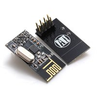 Wholesale New Electric Unit High quality NRF24L01 GHz Antenna Wireless Transceiver Module For MCU x mm WxL