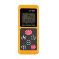 Wholesale 60m Laser Distance Meter Measure Electronic Handheld Rangefinder Brand New
