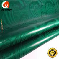 Achetez tissu brocart vert en gros en ligne avec des grossistes chinois de ti - Achat de tissus en ligne canada ...