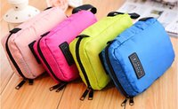 Wholesale Storage bag Travel bags Stuff bags Cosmetic bag waterproof Bags Wash bags Travel toiletry hanging purse