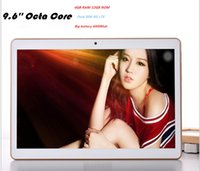 battery android os - Newest Mah battery G Lte Tablet PC Ocat Core GB GB Dual SIM Card Android IPS tablet PC