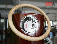 Wholesale Standard Authentic Kung Fu Wing Chun Chi Sau Sticky Hand Strength Training wood Rattan ring match wooden dummy