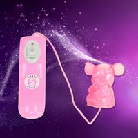 elephant sex - Hot Sale Speed Big Elephant Ear Waterproof Massager Vibrator For Female Sex Toys Adult Product enjoy your happy life every day