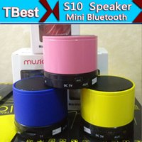 Cheap 2 s10 Best For Mobile Phone MP3 Speaker s10 bluetooth speakers
