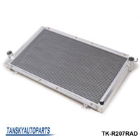 aluminum radiator parts - TANDKY mm Row Aluminum Radiator MT New For Subaru Impreza WRX STi STI GC8 TK R207RAD