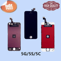 Wholesale For AAA Quality IPhone c s LCD Digitizer Display Repair Touch Screen PartFull Front Assembly Replacement Part