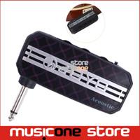 acoustic headphone amp - Joyo JA Black Acoustic Sound Mini Guitar Amp Pocket Amplifier Micro Headphone