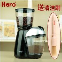 beans thickness - Intelligent household electric coffee mill bean machine grinding small thickness adjustment