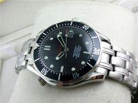 Wholesale Luxury James Bond Mens Watch Professional Planet Ocean Co Axial Dive Wristwatch Men Watches