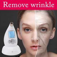 Wholesale NEWDERMO Best Personal Portable Diamond Microdermabrasion Machine Removal wrinkle Dead Skin Peel Machine Beauty tool